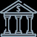 icon-gebäude-geld-bank