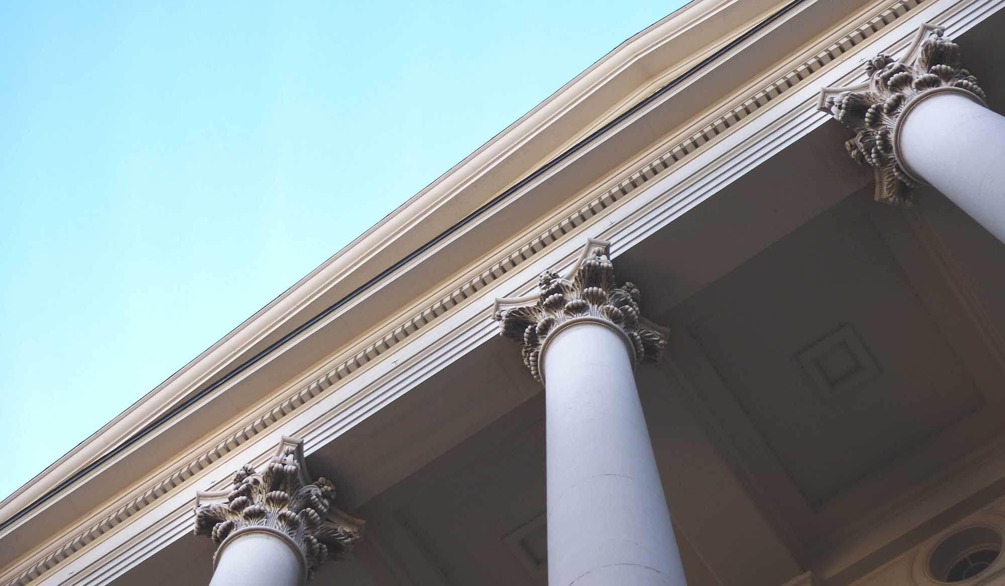 gebäude-architektur-säulen