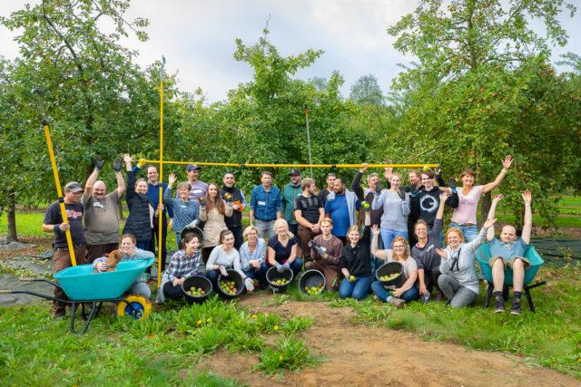 apfelplantage-ernte-casis-team